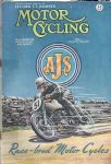 MOTOR CYCLING - SECOND TT NUMBER - 14 JUNE 1951 - MOTORCYCLE MAGAZINE - M2354